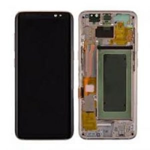 Samsung Galaxy S8 G950 LCD Service Pack Gold