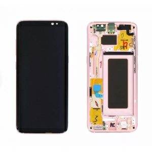 Samsung Galaxy S8 G950 LCD Screen Service Pack Pink