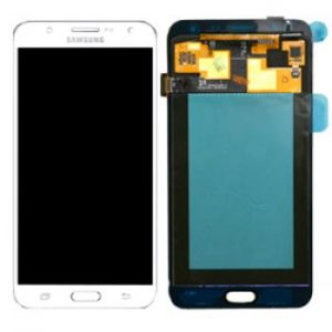 Samsung Galaxy J7 White LCD Screen