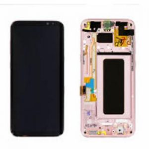 Samsung S8 Plus G955 LCD Screen Service Pack Pink