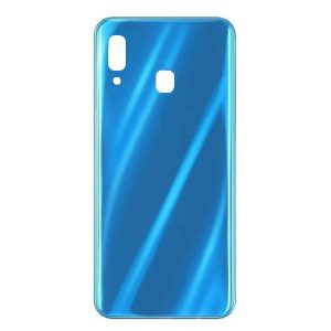 Back Panel Cover for Samsung Galaxy A30 - Blue