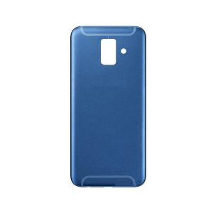 Samsung Galaxy A6 2018-Replacement Battery Cover Blue
