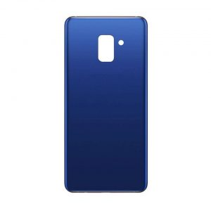 Samsung Galaxy A8 Replacement Battery Cover-Blue