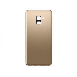 Samsung Galaxy A8 Plus 2018 Replacement Battery Cover-Gold