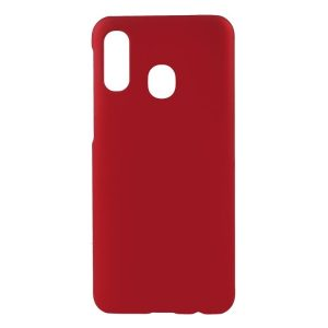 Samsung Galaxy A40-Replacement Battery Cover Red
