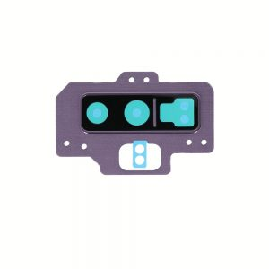Samsung Note 9 Camera Lens With Frame Purple