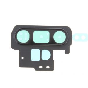 For Samsung Note 10 Replacement Camera Lens With Frame-Black