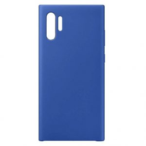 Samsung Galaxy Note 10 Glass Battery Cover Blue