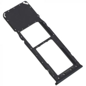 For Samsung Galaxy A30 (A305) Replacement Sim Card Tray Holder Black