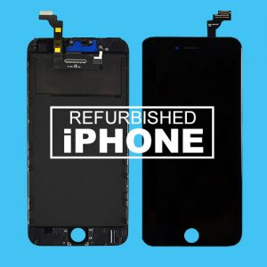 Refurbished LCDs for iPhone