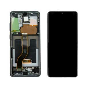 Genuine Samsung Galaxy S20 Plus G986 LCD Screen Black Service Pack