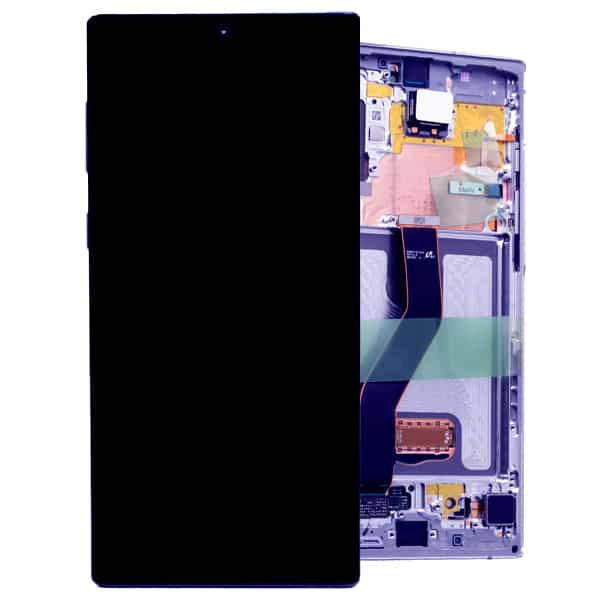 Samsung Galaxy Note 10 Plus 5G LCD Screen Blue Service Pack