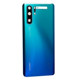 Huawei P30 Pro Aurora blue battery cover