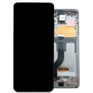 S20 Plus white lcd screen