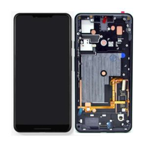 Genuine Google Pixel 3 XL Lcd screen Display and touchpad in Just Black