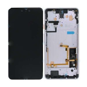 Genuine Google Pixel 3 XL Lcd screen Display and touchpad in Not Pink