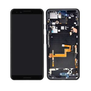 Genuine Google Pixel 3 Lcd screen Display and touchpad in Just Black