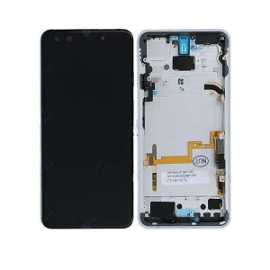 Genuine Google Pixel 3 Lcd screen Display and touchpad in Clearly White