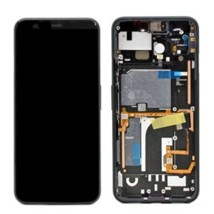 Genuine Google Pixel 4 Lcd screen Display and Touchpad in Black 20GF2BW0001