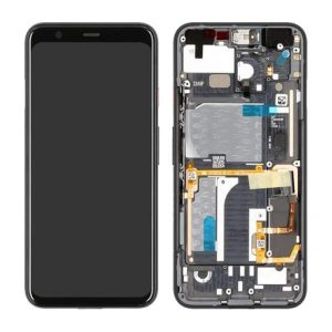 Genuine Google Pixel 4 Lcd screen Display and touchpad in Orange