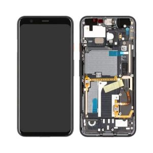 Genuine Google Pixel 4 Lcd screen Display and touchpad in White