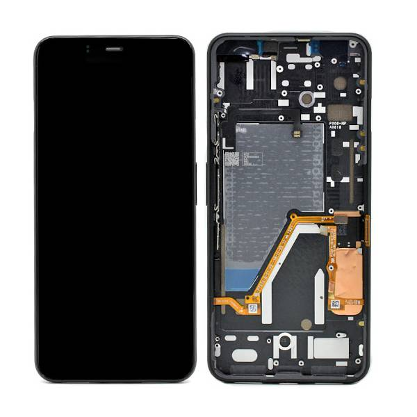 Genuine Google Pixel 4 XL Lcd screen Display and touchpad in Black