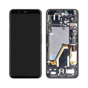 Genuine Google Pixel 4 XL Lcd screen Display and touchpad in White