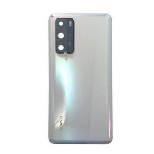 Genuine Huawei P40 Battery Back Cover Ice White
