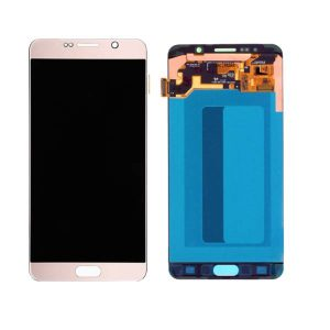 Genuine Samsung Galaxy Note 5 SM-N920 SuperAmoled Lcd Screen with Digitizer Rose Gold