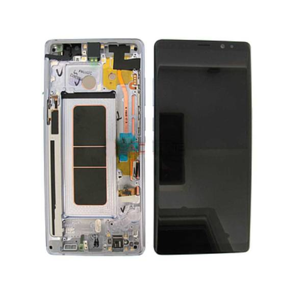 Samsung Galaxy Note 9 N960 LCD Screen Service Pack White