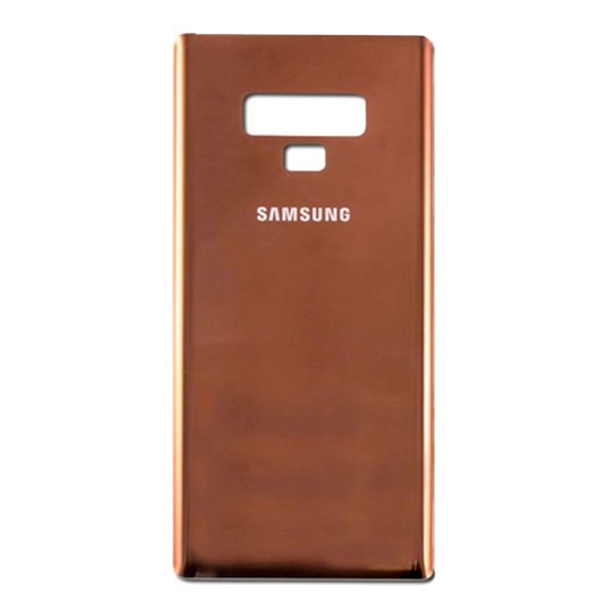 Samsung Galaxy Note 9 battery back cover Metallic Copper