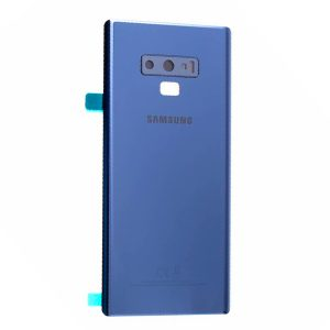 Samsung Galaxy Note 9 Battery Back Cover Ocean Blue