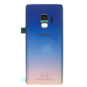 Genuine Samsung Galaxy S9 G960 Back Cover Polaris Blue