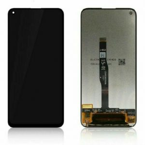 For Huawei P40 Lite LCD Screen Black