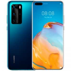 Huawei P40 LCD Screen Deep Blue