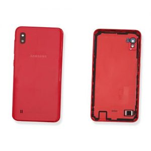 Samsung Galaxy A10 battery back cover Red