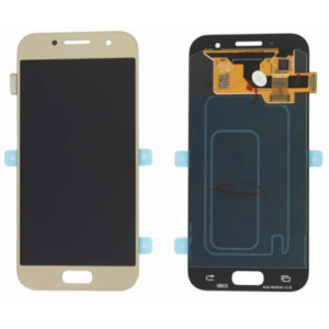 Samsung Galaxy A3 A320 2017 LCD Screen Service Pack Gold