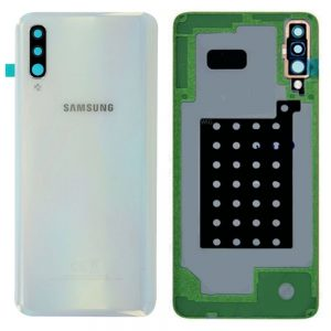 Samsung Galaxy A30s A307 Battery Back Cover White