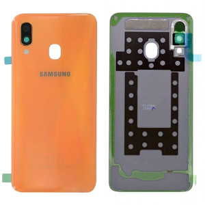 Samsung Galaxy A40 A405 coral battery back cover