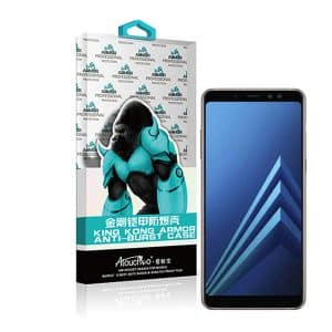 Samsung Galaxy A8 Plus Anti-Burst Protective Case