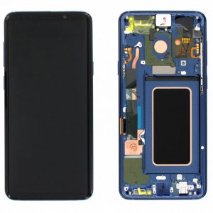 Samsung S9 Plus G965 LCD Screen Service Pack Coral Blue