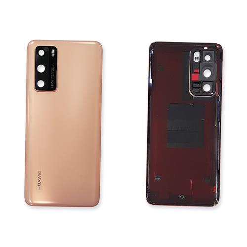 Huawei P40 Battery back cover blush gold