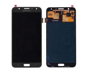 Samsung Galaxy J7 J710 2016 LCD Screen service pack Black