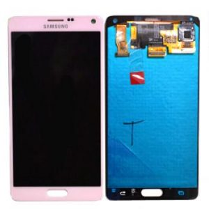 Samsung Galaxy Note 4 LCD Screen Service Pack Pink
