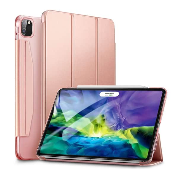 ESR Yippee Color With Clamp iPad Pro 11.0 2020 Rose Gold (RP)