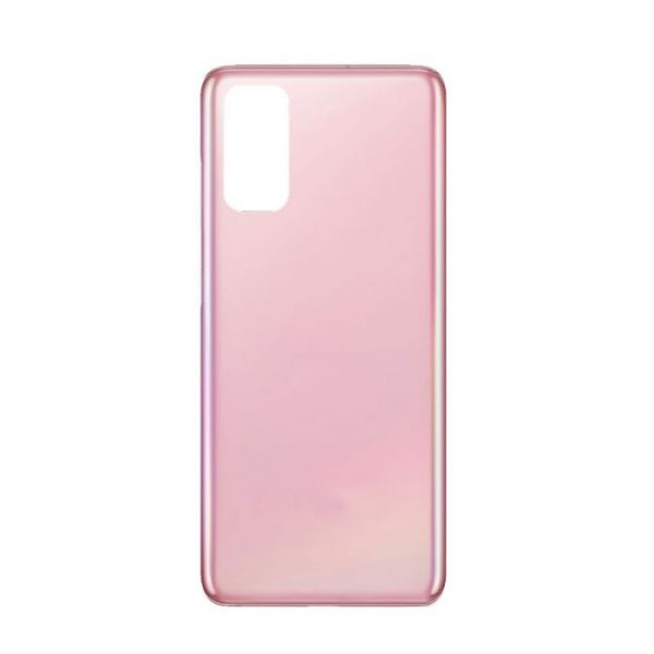 S20 Back cover pink