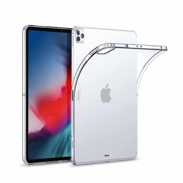 New iPad 12.9 inch 2020 Clear Gel Protective Case