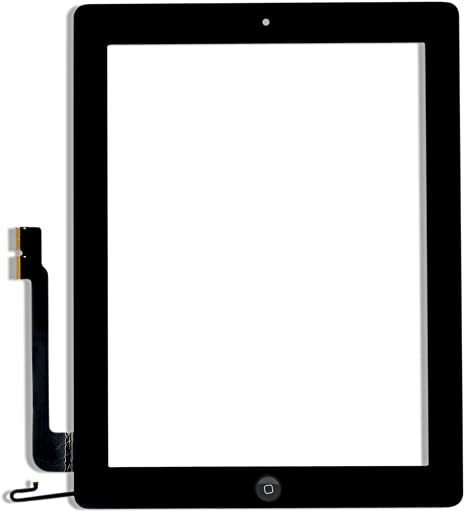 ipad 4 digitizer with home button