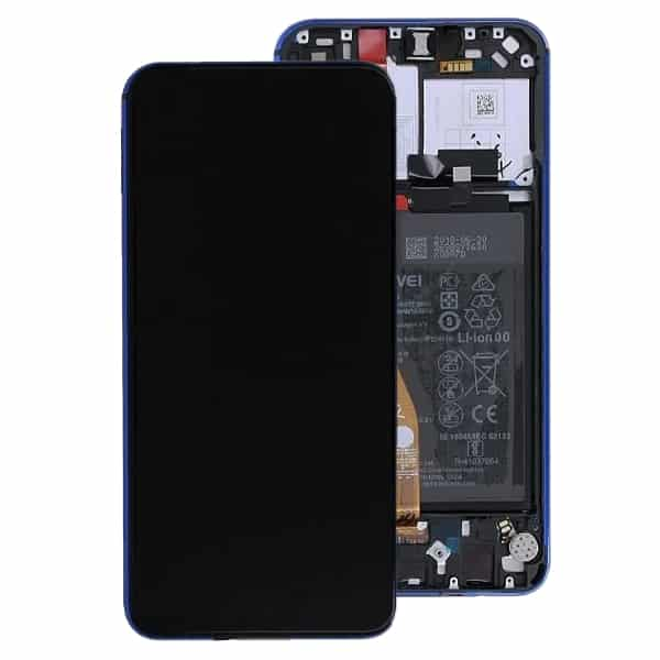 Huawei P Smart Z LCD Screen Blue