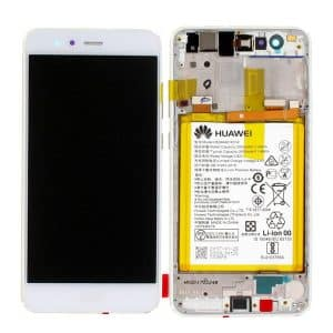 Huawei P10 Lite LCD screen Prism White